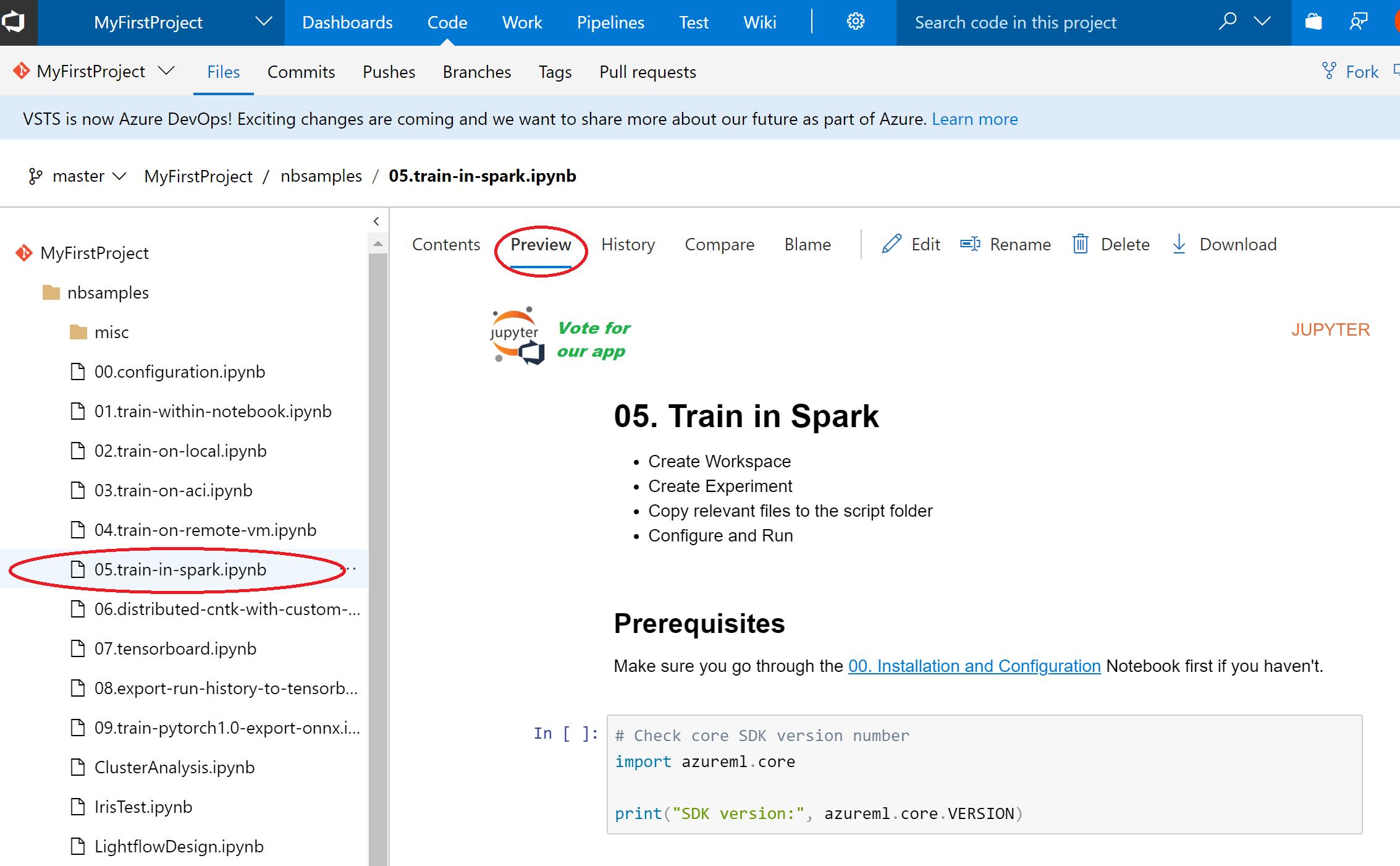 Jupyter Notebook Renderer - Visual Studio Marketplace